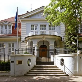 Ambasada RP w Berlinie / foto: MSZ