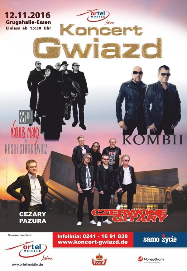 Koncert Gwiazd w Essen - Polski Obserwator