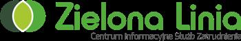 zielona linia - logo