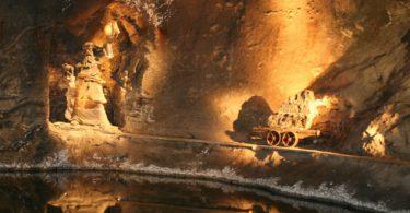Kopalnia Soli w Wieliczce. Fot. Wikimedia Commons
