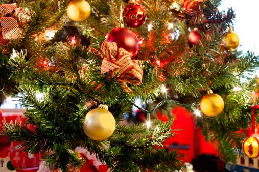 Christmas tree decorations XXXL