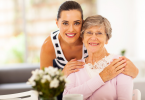pretty-woman-and-senior-mother